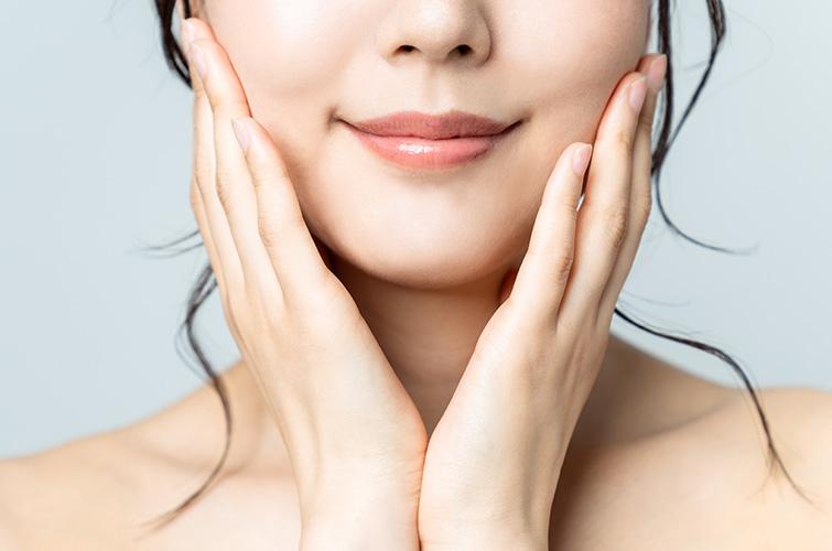 顔全体をパーツで解説!<br>PRP治療はどの部位に適応なの?